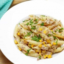 Quick and Easy Tuna Pasta
