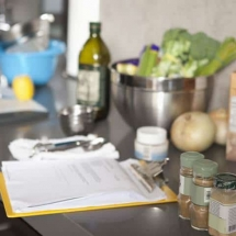 Kitchen Essentials Food List
