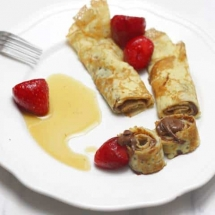 Crêpes Pancake Recipe