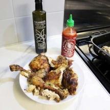 Peri Peri Chicken Pieces