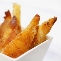 Honey Roasted Parsnips