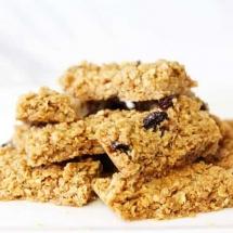 Fruity Flapjacks (cereal bars)