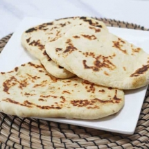 Indian Naan bread recipe