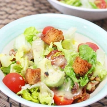 Bacon and Avocado Salad
