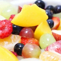 Fresh Fruit Cocktail Salad