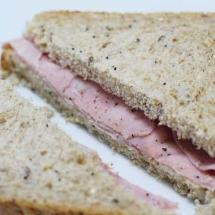 Ham Mayo Sandwich