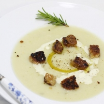 Healthy Cauliflower Soup
