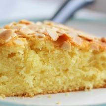Round Madeira Cake