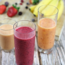 Healthy Mango Smoothie Recipes (6 different ones!)