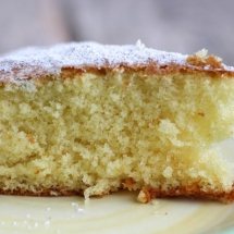 Butter Sponge Cake Recipe