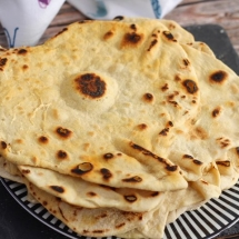 Flatbread Recipe no yeast