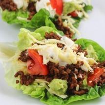 Gluten-free Lettuce Wraps
