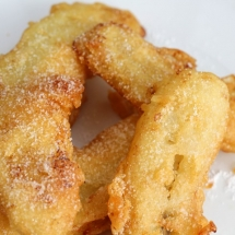 Recipe for Banana Fritters (Pisang Goreng)