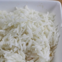 Coconut Rice Recipe - Rice Cooker
