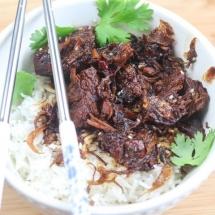 Smoor Djawa - Indonesian Beef Stew