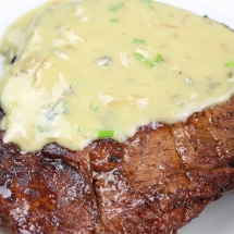 Blue Cheese Sauce, for steak