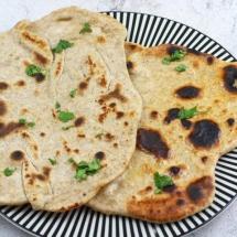 Chapati Recipe (Roti bread)