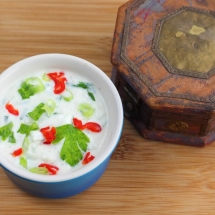 Indian Raita Recipe