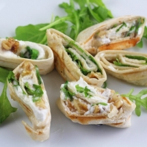Goats Cheese Wrap