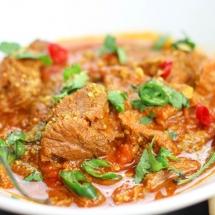 Lamb Curry Instant Pot