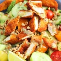 Crispy Chicken Salad Recipe