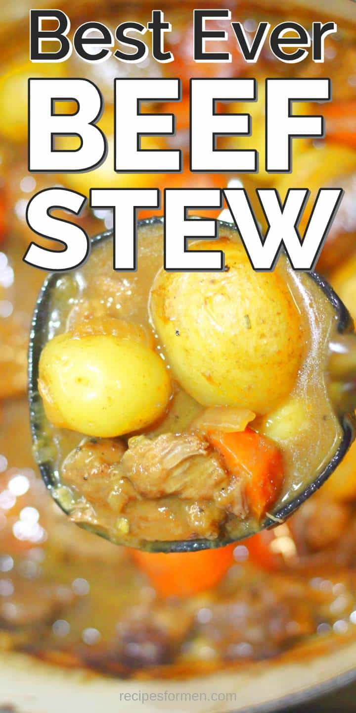 Delicious slow cooking beef stew one pot recipe #beef #beeffoodrecipes #beefrecipes #beefstew #beefdishes #slowcooker #slowcookerrecipes #slowcookermeals #slowcooking #recipesfordinner #recipeseasy #recipecards #recipeshealthy #recipeseasyfast #recipesfordinnereasy #meals #easyrecipe #quickrecipe #easymeals