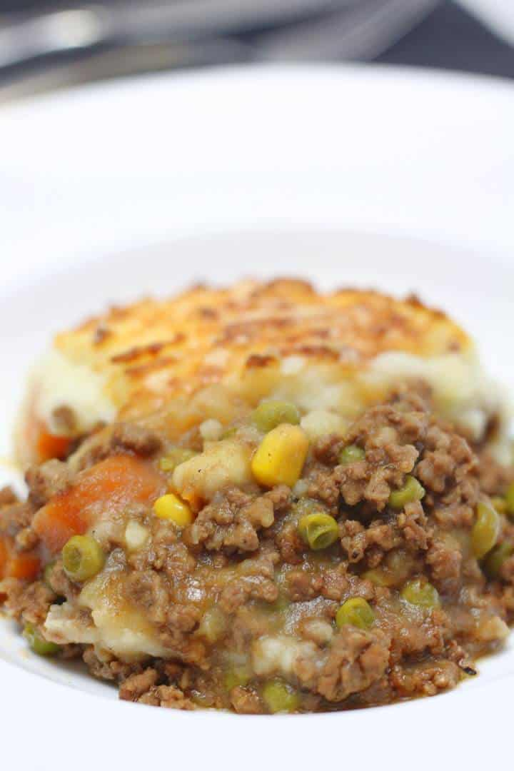 cottage pie shepherd's pie