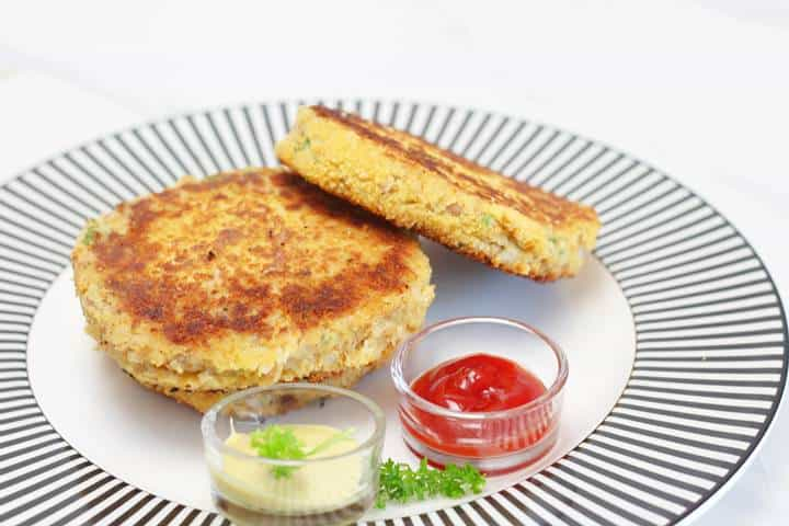 Tuna Fish Cake Recipe