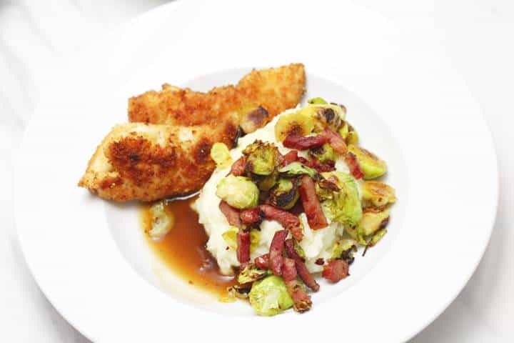 sprouts recipe with chicken