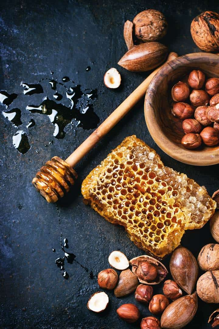 honey nuts