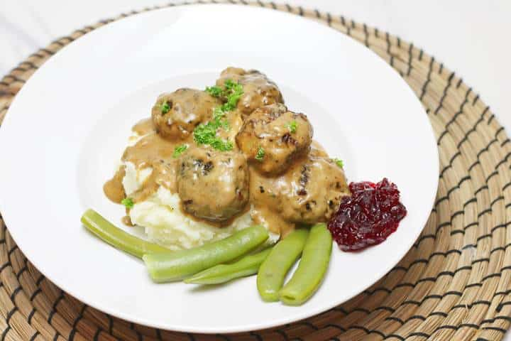 easy swedish meatball recipe copycat ikea