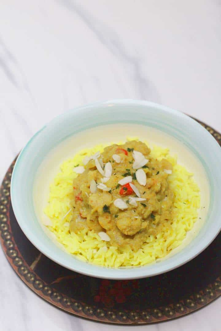 coconut prawn thai curry recipe