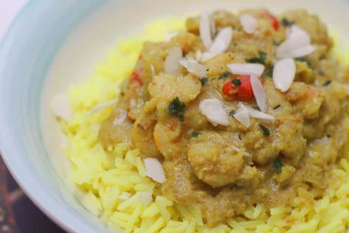 coconut prawn curry recipe