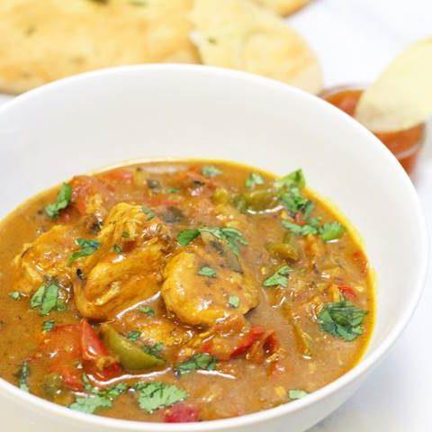 chicken casserole curry