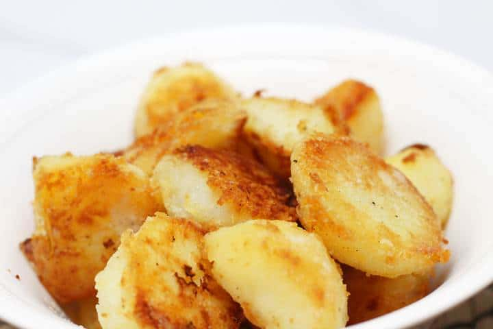 Best Crispy Oven Roasted Potatoes