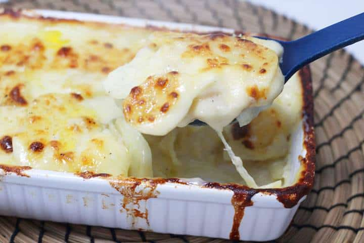 gratin dauphinois recette