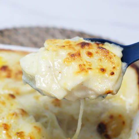 Potato Gratin (Dauphinois)
