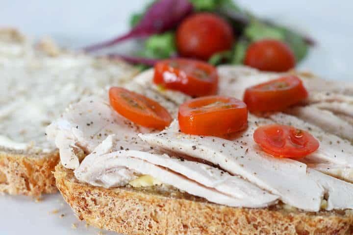 baked chicken sandwich recipe