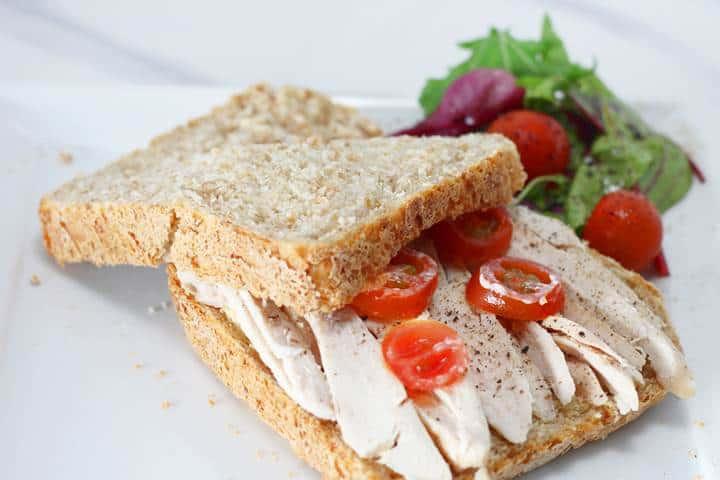 chicken grill sandwich
