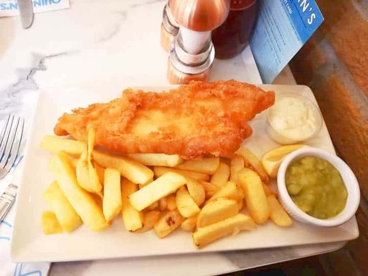 quinlans cod and chips