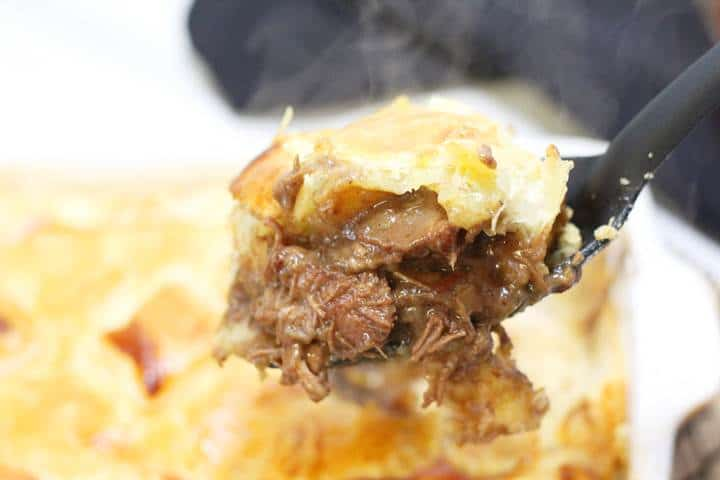steak and mushrooms pie