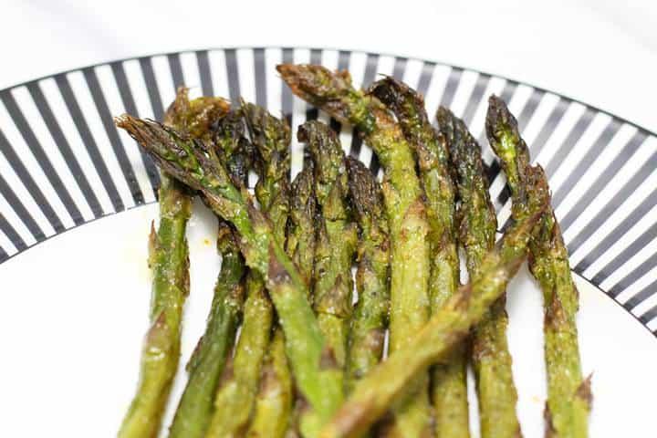 best green asparagus recipe