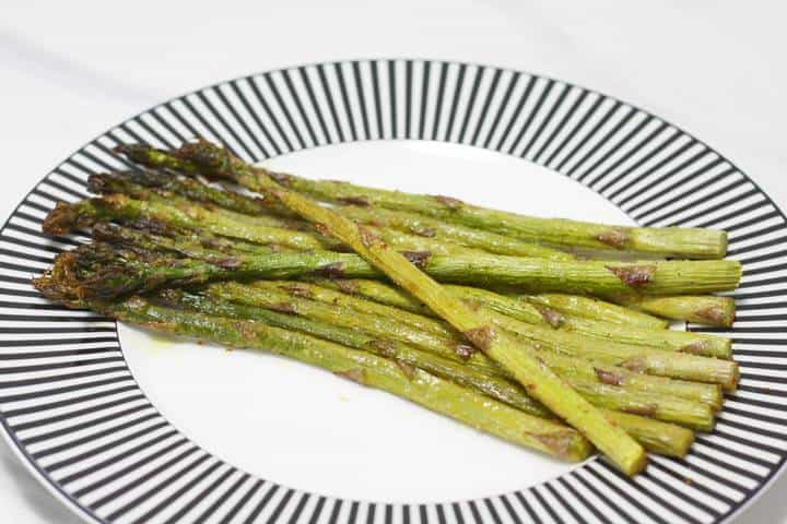 Oven Roasted Asparagus A Tasty Accompaniment With Easy Preparation