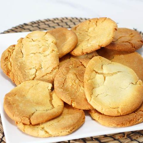 Cornish Fairings -English Ginger Biscuits