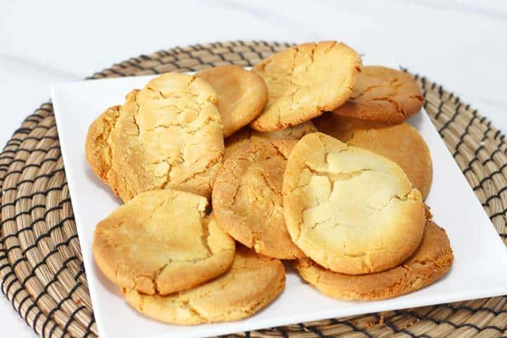 Cornish Fairings -English Ginger Biscuits