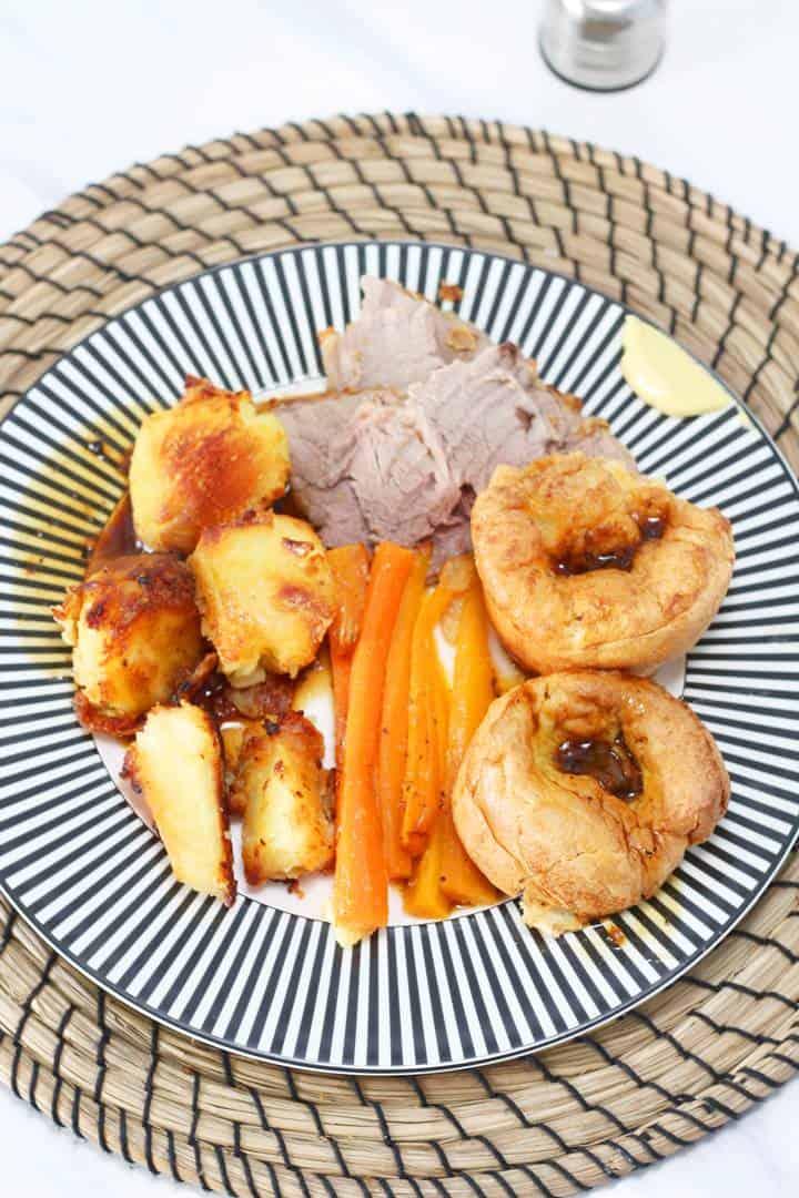 roast sunday lunch