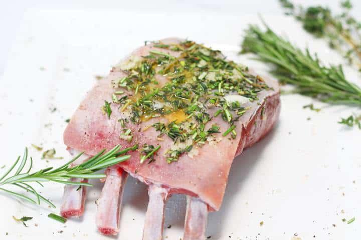 rack of lamb marinade