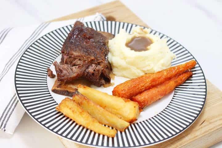 beef short ribs crock pot