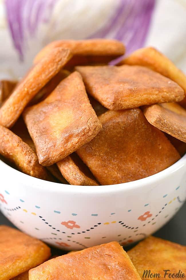 Cajun Keto Crackers Recipe