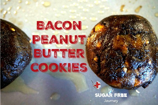 Ketogenic Peanut Butter Bacon Cookie Recipe!